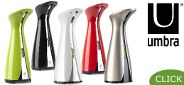 Umbra Otto Soap Dispensers